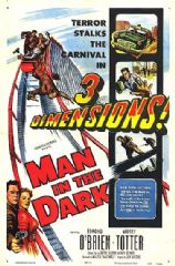 Man in the Dark 1953 DVD - Edmond O'Brien / Audrey Totter